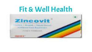 Read more about the article Zincovit tablet uses in Hindi जिंकोवित टेबलेट के उपयोग फायदे और साइड इफेक्ट